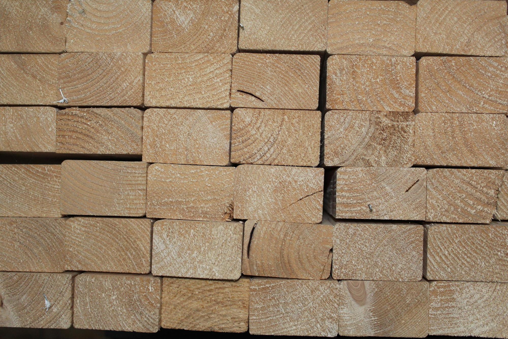 Vuren hout