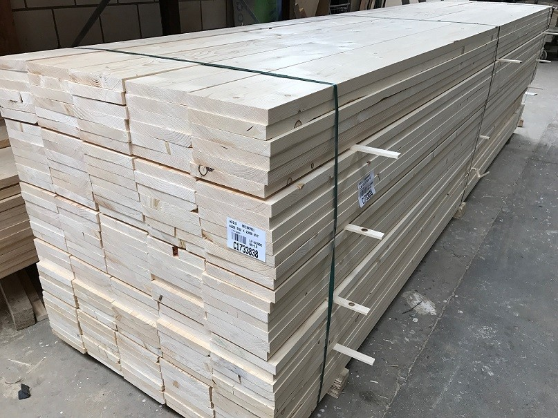 Steigerhout planken geschaafd gedroogd 27x196mm   Webwinkel voor ...